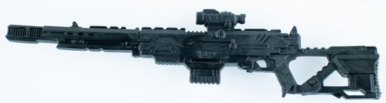 Scoped Rifle
